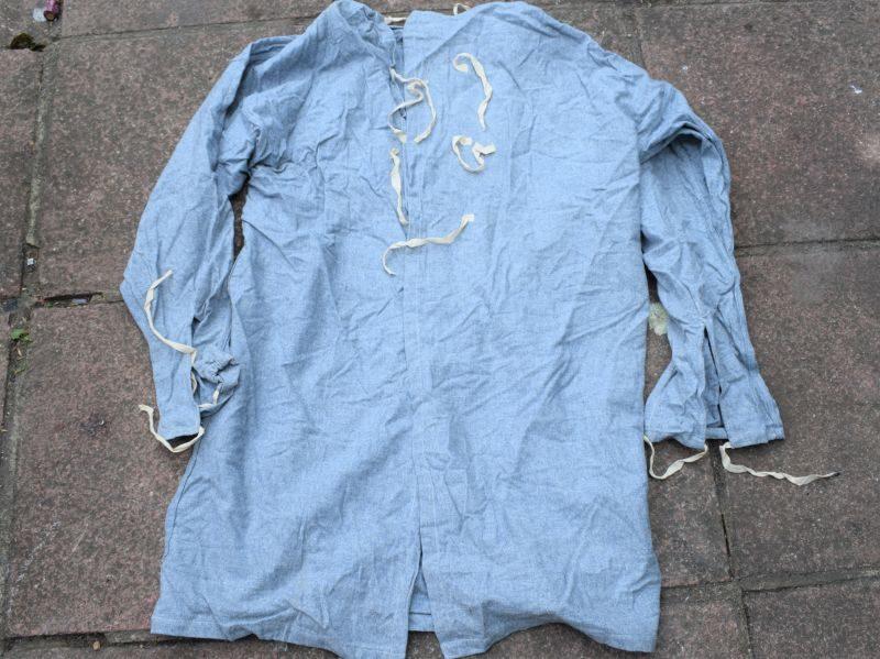 Excellent Original Unissued WW1 WW2 British Army Hospital Gown
