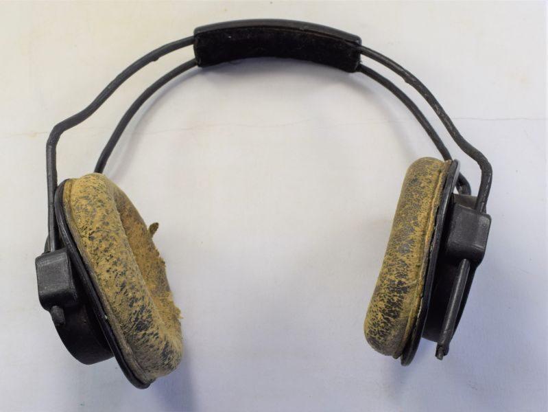 WW2 RAF Pilots C-Type Headband Head Set 10A/12160