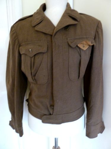 WW2 US Army Issue Ike Jacket Size 36 Regular