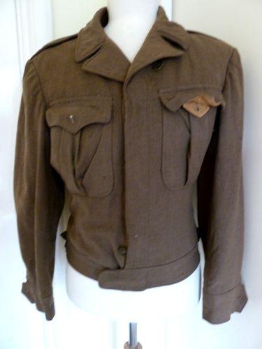 WW2 US Army Issue Ike Jacket Size 36 Regular