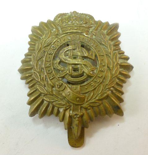 Original WW1 Army Service Corps Cap Badge