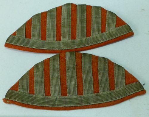 WW2 German Army Bands Man's Shoulder Insignia