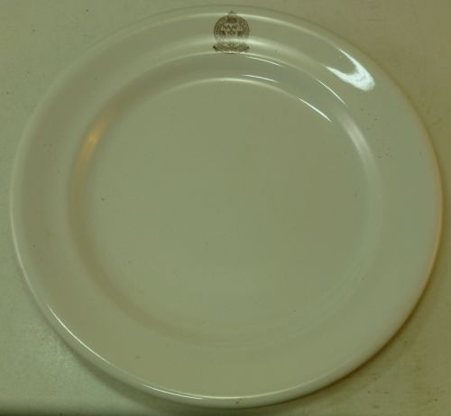 Original WW2 NAAFI china Dinner Plate