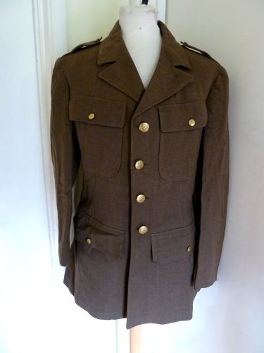 Nice Original US Army M-26 Service Jacket Dated 1934
