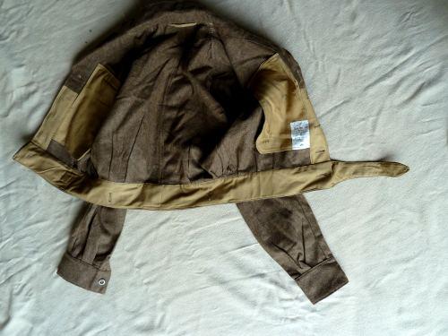 Totally mint 1949 pattern Battledress Blouse in a Size 10