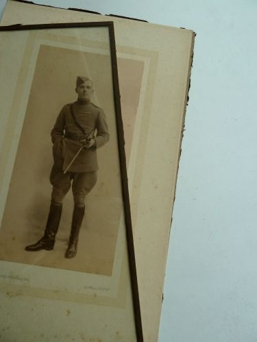 Lovely WW1 RFC Officer Studio Photograph