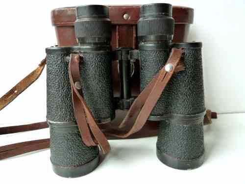 1940s 1950s Russian Military? 7X50 Binoculars