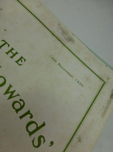55 original The Green Howards Gazette 1936 to 1973