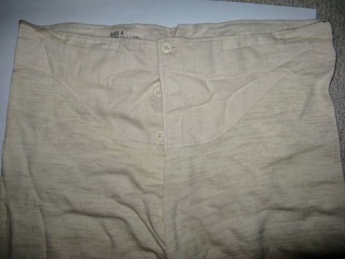 WW2 British Army Issue Warm Underpants