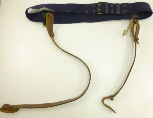 WW2 Royal Navy & Guards Officers Sword Belt