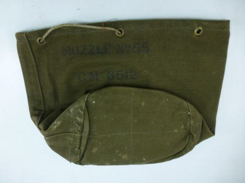 Large Gun Muzzle Cover No 55 CM 6512