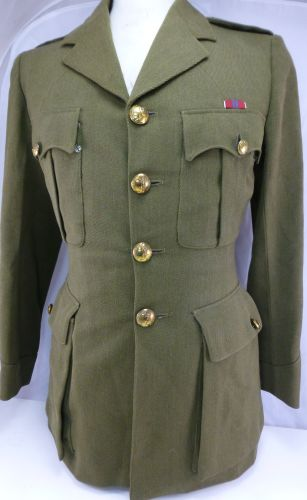 WW2 Royal Corps of Signals Officers SD Jacket Dated 1942