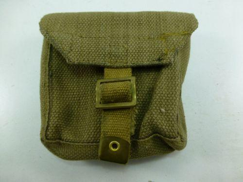 Original WW2 Flare Pistol & Radio Kit Shoulder Strap Pouch
