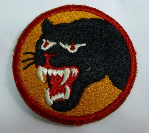 Original WW2 US Army 66th Infantry Div Patch