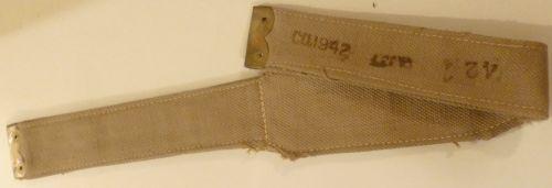 WW2 Indian Made Lewis Gun Pouch Shoulder Strap