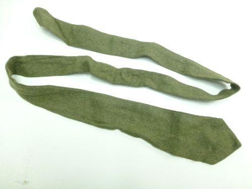 Original WW2 Dated Indian Made British Army Neck Tie