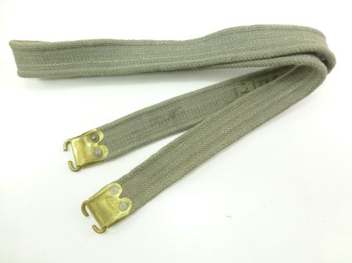 WW2 1950s Brit Army Indian Made Jungle Green Rifle Sling