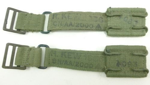 WW2 Pat British Army 1944 Pattern Officers Brace Attachments