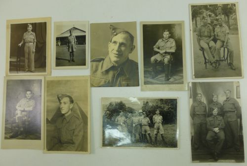 9 Photos of Men in The Queens Royal West Surrey Regiment