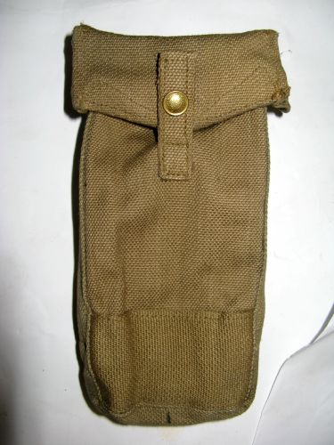 WW2 British Army Motor Transport Drivers Bren Ammo Pouch