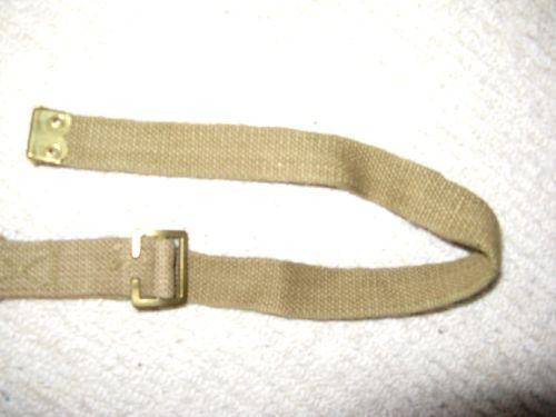 WW2 1937 Pattern Webbing Universal Load Carrying Sling