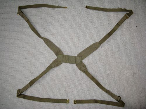 WW2 1937 Pattern Webbing Universal Load Carrying Sling