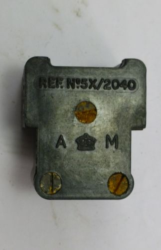 WW2 RAF AM Marked Small Socket 5X/2040