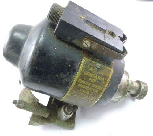 AM Generator Engine Speed Indicator MKII 6A/400