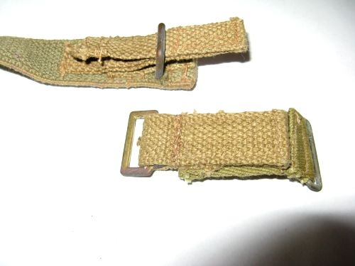 WW2 British Army Issue Tankers Helmet Chinstrap