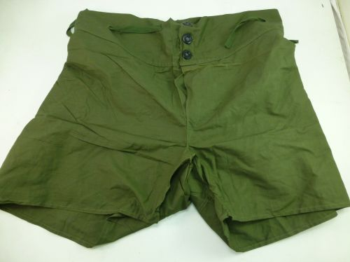 WW2 Pat Jungle Green Boxer Shorts 1950