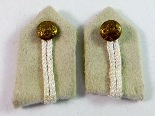 WW1 WW2 Officer Cadet Collar Tabs