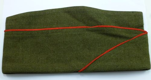 Korean War US Army Issue Garrison Cap M-1950