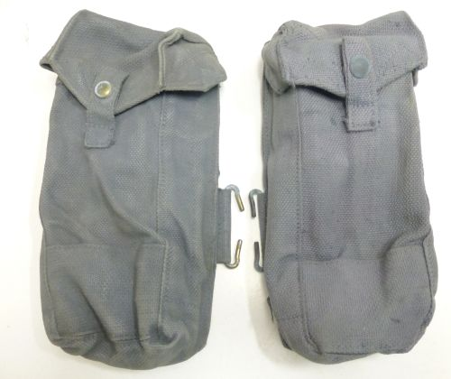 WW2 RAF Issued Sten Gun ? Ammo Pouches