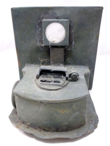 1 Early Royal Navy Port & Starboard  Binnacle Oil Lamp