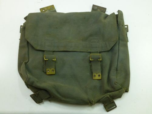 Original 1914 Pattern Small Pack Used by RAF
