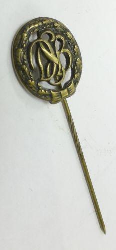 WW2 German DSB Sports Badge Pin