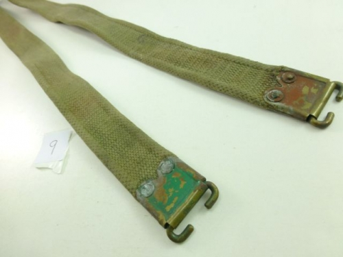 9 Unusual WW2 Field Camouflaged Service Rifle Sling