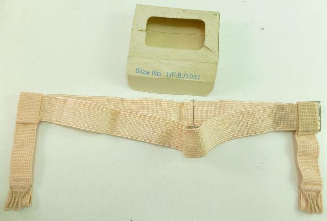 WW2 Pat ATS WRAC Suspender Belt Sanitary Belt ?