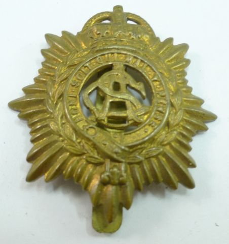 Original WW1 Army Service Corps Cap Badge