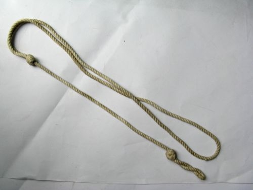 WW2 Royal Navy Officers Issue Pistol Lanyard