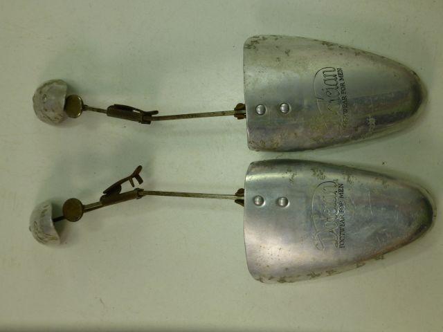 WW1 WW2 Shoe & Boots Trees Adjustable & in Metal