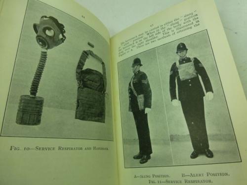 Good 1938 ARP Handbook No1 Personal Protection Gas