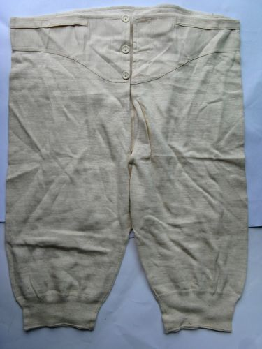 1942 dated WW2 British Army Long Woollen Underpants