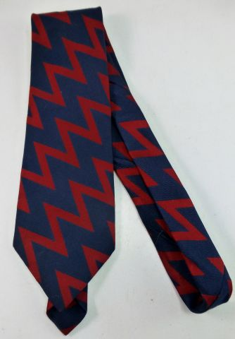Vintage Royal Artillery Smart Tie