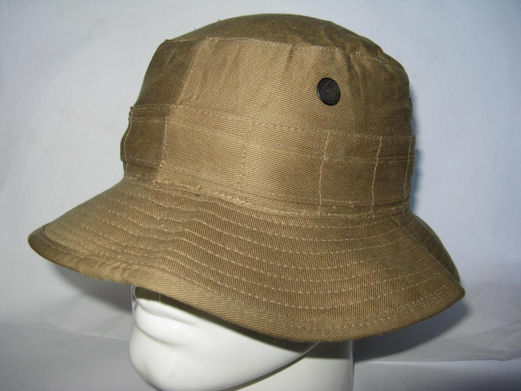 Mint British Army Issue Tropical Issue Khaki Bush Hat - World War ... 41ab029d895