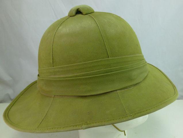 Nice Original 1942 Dated British Army Pith Helmet