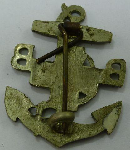 Vintage Boys Brigade Sure & Steadfast Anchor