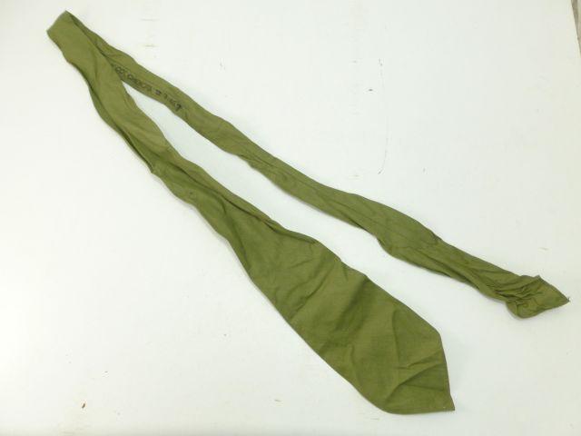 WW2 British Army Neck Tie Colchemcra 1945