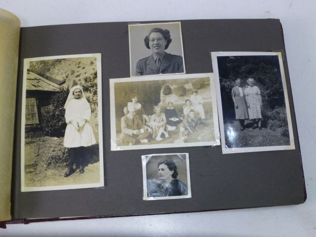 Photo Album From ATS To WRAC Post WW2 Germany