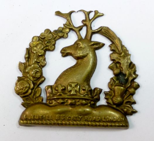 Ancient Order of Foresters Friendly Society Badge
